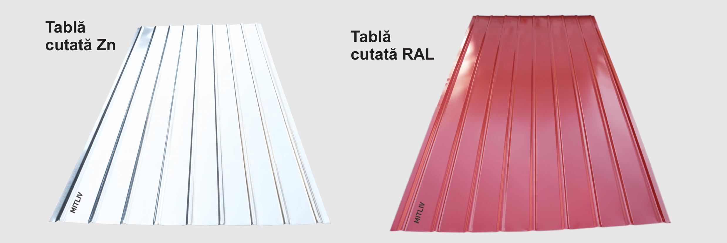 tabla cutata